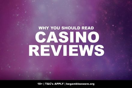 Why You Should Read Casino Reviews Online