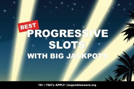 Best Progressive Slots With jackpots