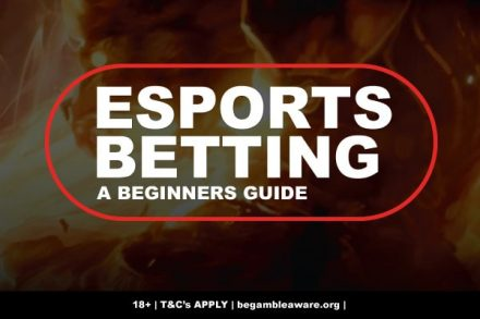 Esports Betting For Beginners