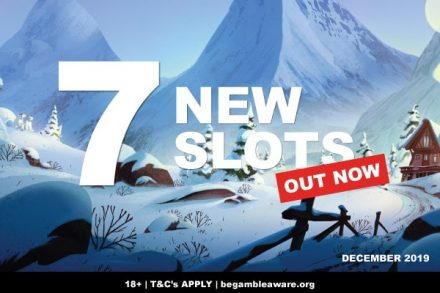 New Slots Out Now In December 2019