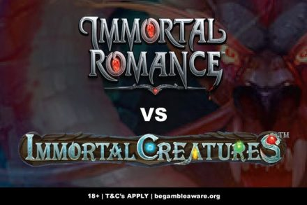 Immortal Romance vs Immortal Creatures - Which Is Best?
