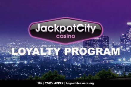 Jackpot City Casino Loyalty Program Online & Mobile