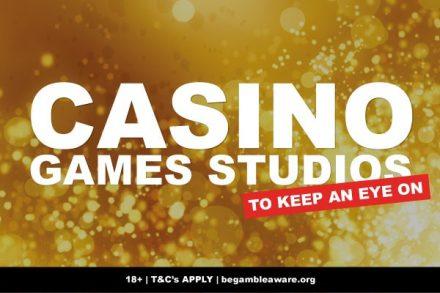New Casino Games Studios