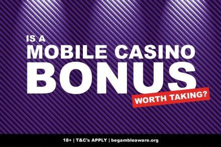 Mobile Casino Bonus Tips To Know