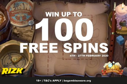 Win Your Rizk Casino Free Spins This February