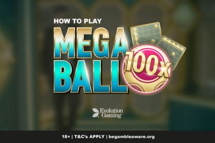How To Play Mega Ball Online
