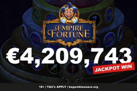 German Empire Fortune Slot Game Win