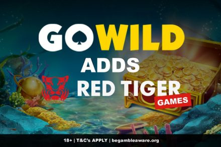 GoWild Casino Adds Red Tiger Games