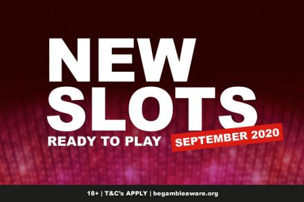 New Mobile Slots Ready To Play September 2020