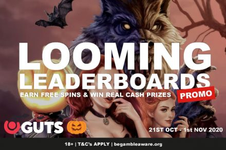 Win Real Money In The GUTS Casino Tournament - Looming Leaderboards