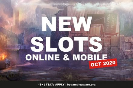 News Slots Online October 2020 - Ready To Take A Spin