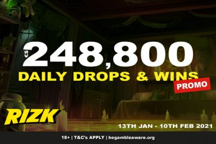 Win Real Money Wager Free at Rizk Casino This Month